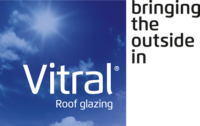 Vitral Roof glazing - bringing the outside in